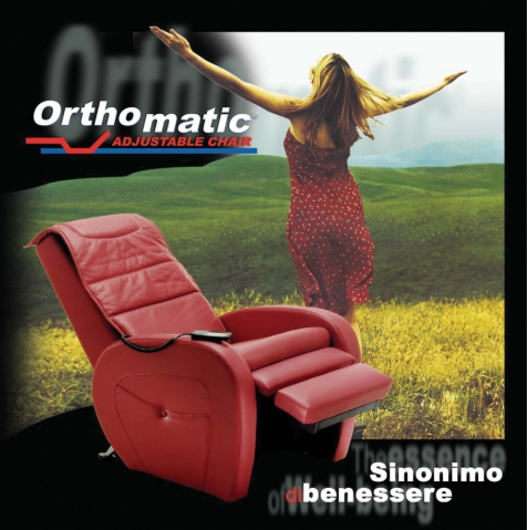 Poltrone Relax Orthomatic