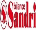 Sandri Bilance: Pese a ponte