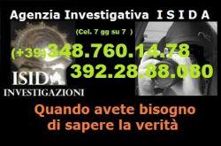 AGENZIA INVESTIGATIVA ISIDA INVESTIGAZIONI